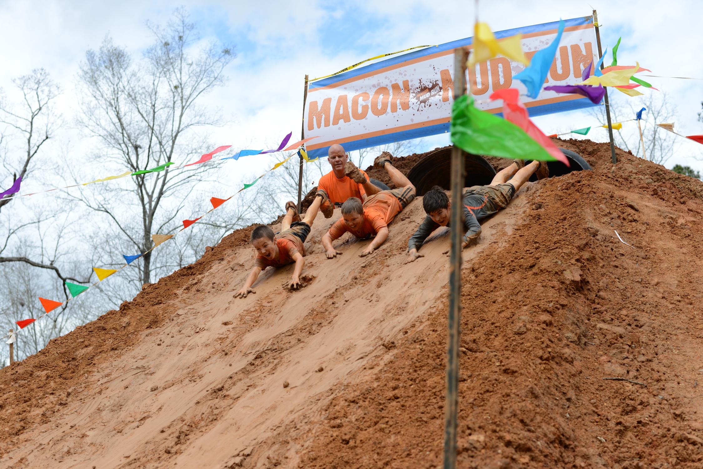 Mud-Slide